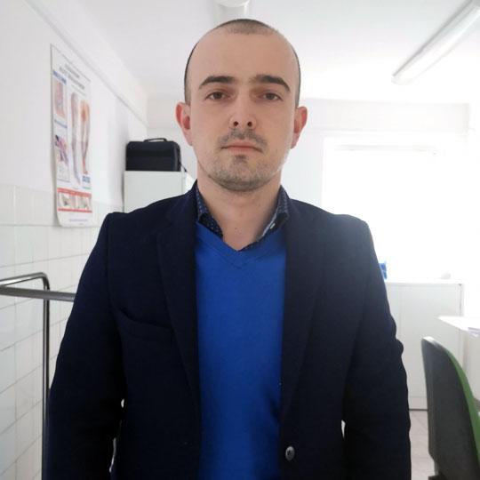 Lek. med. Tomasz Chmurowicz