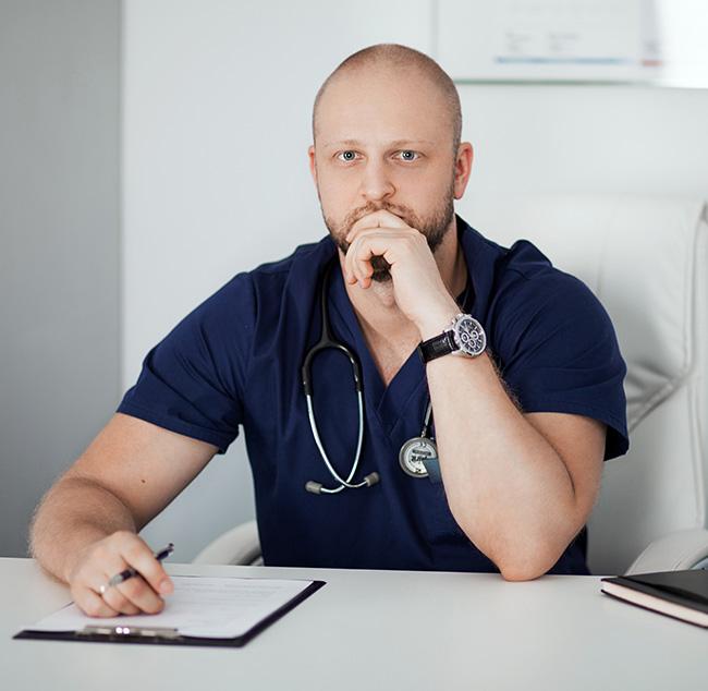 Lek. med. Kamil Jaszczyszyn