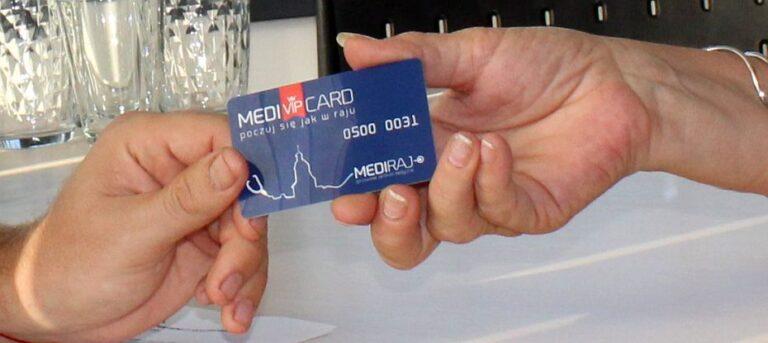 Podaruj MEDI VIP CARD na święta!